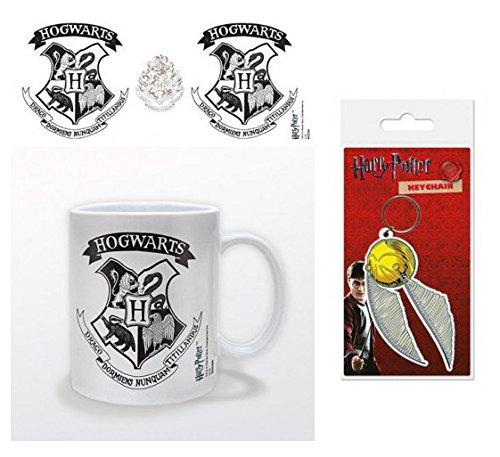 Comprar Escudo De Hogwarts Blanco Y Negro No Lo Hay Mas Barato
