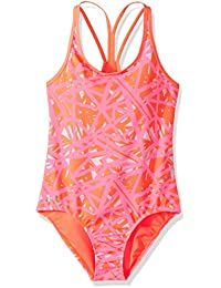 8b3fcf8d725a8 Under Armour Big Girls  Oasis One Piece Swimsuit