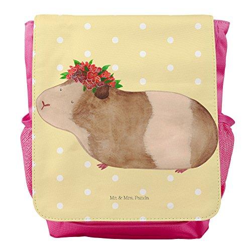 Mr. & Mrs. Panda Kinderrucksack Meerschweinchen weise - Meerschweinchen, Meerie, Meeries, Wunder,...