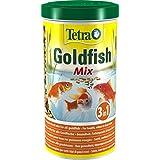 Tetra TetraPOND Goldfish Mix Mangime per Pesci, 1 L