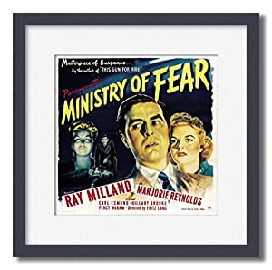 ministry of fear-1 (27X27)inch