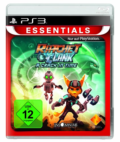 rack in Time [Essentials] - [PlayStation 3] ()