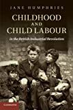 Childhood and Child Labour in the British Industrial Revolution (Cambridge Studies in Economic History - Second Series)