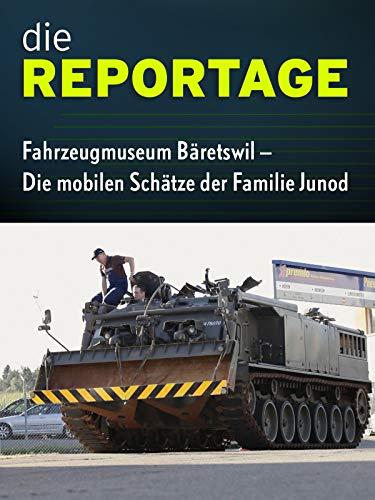 Die Reportage: Fahrzeugmuseum Bäretswil - Die mobilen Schätze der Familie Junod - Automobil-motoren