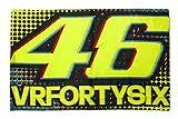 Valentino Rossi Flag VRFORTYSIX 140x90, MotoGP, VR209303