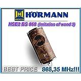 Télécommande HÖRMANN HSE2 868-BS (wood3) , 868,35 Mhz