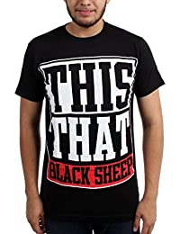 Black Sheep - Mens This Or That T-Shirt