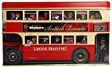 Walkers Shortbread London Bus Tin  Assorted Biscuits 450 g