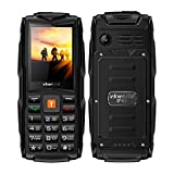 Outdoor Handy Ohne Vertrag, Vkworld Stone New V3 2G GSM 2.4