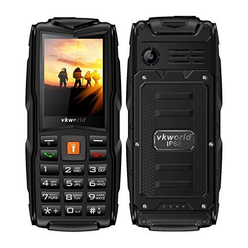 Outdoor Handy Ohne Vertrag, Vkworld Stone New V3 2G GSM 2.4
