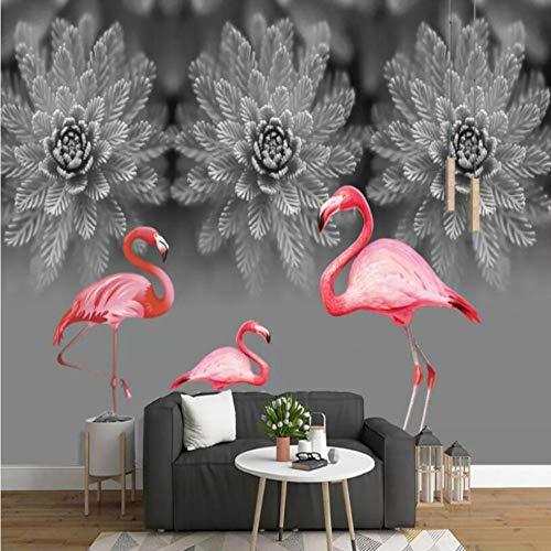 Meaosy Custom Made Home Improvement 3D Wallpaper Für Wände 3D Dekorative Malerei Wandbilder Wallpapernordic-450X300Cm