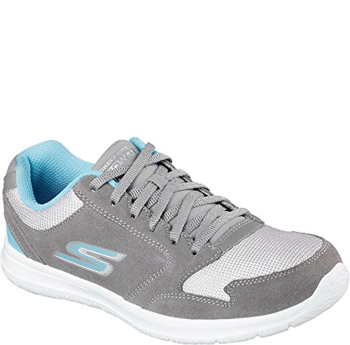 Skechers Gowalk Campione Città Sneaker Grigio