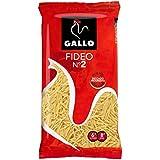 Pastas Gallo - Fideo N° 2, 250 g