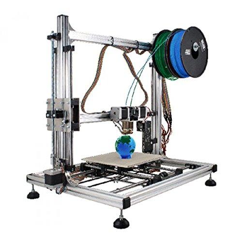 3DRAG DUE - STAMPANTE 3D A DOPPIO ESTRUSORE - IN KIT