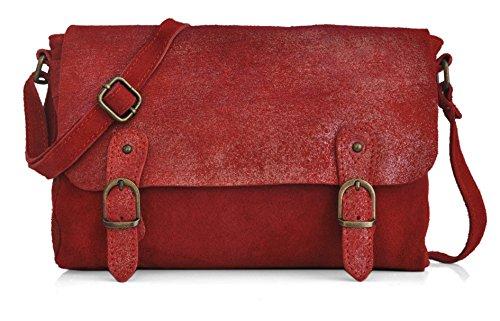Lae In , Damen Tote-Tasche Rouge - Pailletté