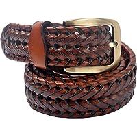 VOGARD Men's Belt (Tan, Free Size)