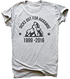 idcommerce Out for Harambe 1999-2016 Herren T-Shirt Large