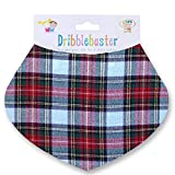 Scottish Baby Bib Stewart tartan gift baby shower useful dribble bib