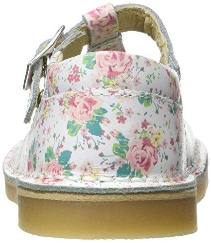 Start Rite Lottie, Sandales Bout Fermé Fille Multicolore (Floral)