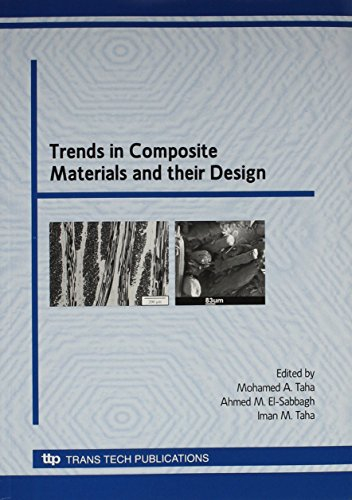 Trends in Composite Materials and Their Design: Special Topic Volume With Invited Peer Reviewed Papers Only (Key Engineering Materials)