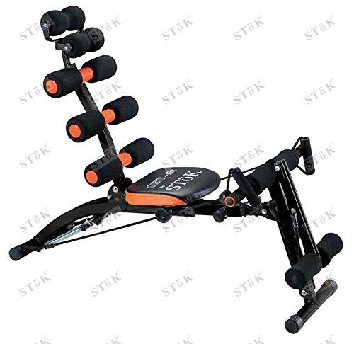 SToK ST-AE01 20 in 1 Six Pack Abdominal Exerciser/ Ab Toner / ABs Exerciser