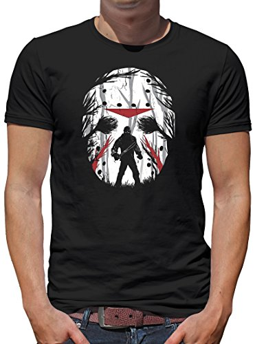 (Jason Friday Night T-Shirt Herren M Schwarz)