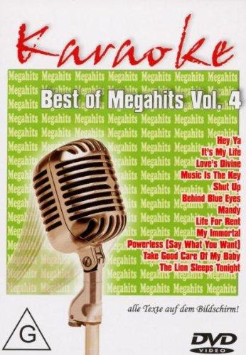 Best of Karaoke - Megahits Vol. 04