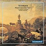 Intégrale des Concertos pour vents vol.5