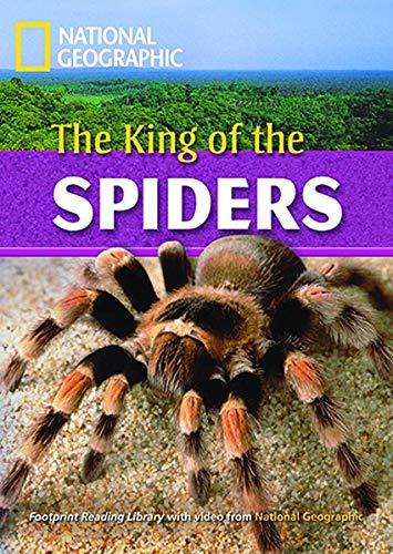 Queen of the tarantula. Footprint reading library. 2600 headwords. Level C1. Con DVD-ROM