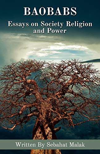 BAOBABS: ESSAYS: SOCIETY-RELIGION-POWER book cover