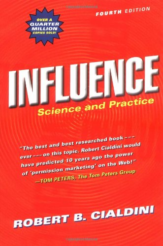 Influence: Science and Practice: United States Edition par Robert B. Cialdini