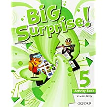 Big Surprise! 5. Activity Book+ Study Skills Booklet - 9780194516242