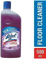 Lizol Disinfectant Floor Cleaner Lavender, 500ml