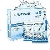 Wessper Pack 12 Cartouche filtrante Compatible avec Brita Maxtra, Marella Carafe,...