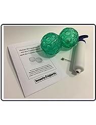 Franklin original Ball (Lot de 2) + petite pompe à ballon + gratuite übungsbroschüre