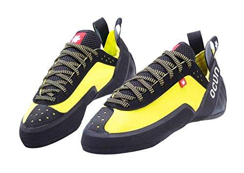 Ocun Crest LU Climbing Shoes Green Schuhgröße EU 46,5 2019 Kletterschuhe