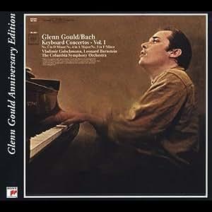Bach : Concertos pour piano n° 1, 4 et 5