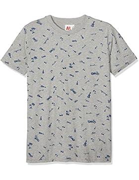 Unbekannt Jungen T-Shirt All Over
