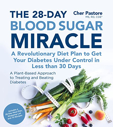 The 28-Day Blood Sugar Miracle: A Revolutionary Diet Plan to Get Your Diabetes Under Control in Less Than 30 Days (English Edition)