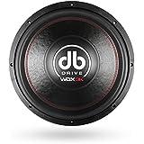 DB DRIVE wdx153K 15inch competencia Subwoofer 3K W Dual 4Ohm bobina de voz
