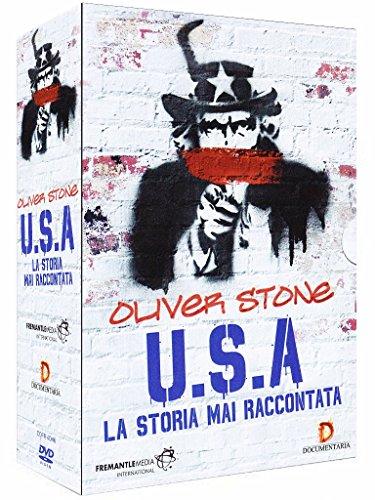 Oliver Stone U.S.A. La storia mai raccontata