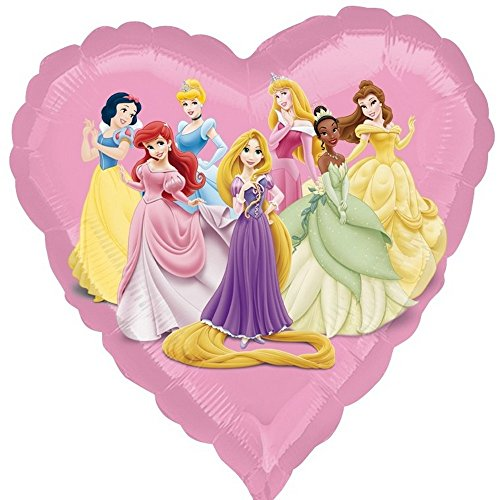 GUIZMAX Globos Princesa Helio Disney Fiesta Niño