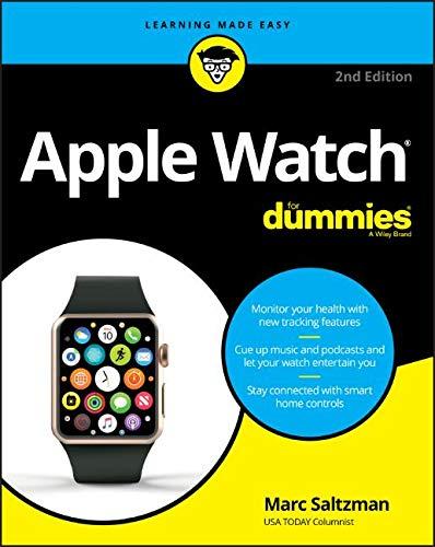 Apple Watch For Dummies Apple-pda