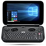 GPD Win - 5.5 zoll windows 10 Spielkonsole mini Laptop (6700mAh, Windows 10, Intel Cherry Trail X7-Z8750, Quad Core 1.6GHz, Grafik 405 GPU, IPS HD 720p, 4GB RAM 64GB ROM, WiFi, Bluetooth)
