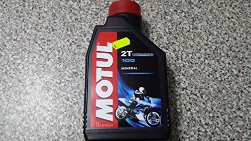 OLIO MOTUL 100 MINERALE MOTOMIX 2T