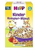 HiPP Bio-Müsli, Kinder Knusper-Müsli ab 15.Monat, DE-ÖKO-037, Art.Nr. 3534-01 - VE 200g