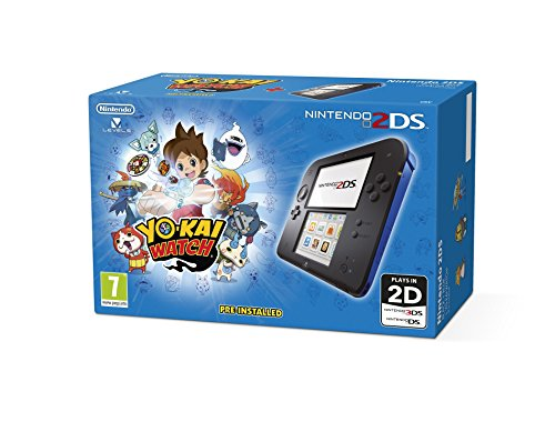 nintendo-handheld-console-2ds-black-blue-with-yo-kai-watch