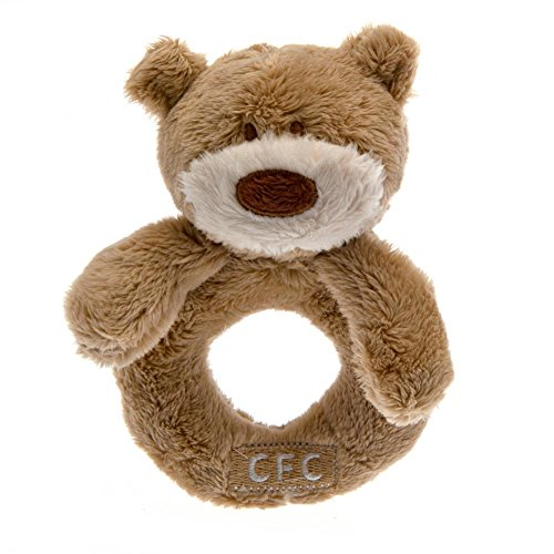 Official Chelsea FC Baby Rattle Snuggles