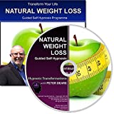Natural Weight Loss Hypnosis CD - Hypnotherapy session to lose weight. Discover effective weight loss by training your mind to want to eat healthily and stop binge eating.