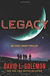 Legacy: An Event Group Thriller (Event Group Thrillers) by David L. Golemon (2011-08-16)